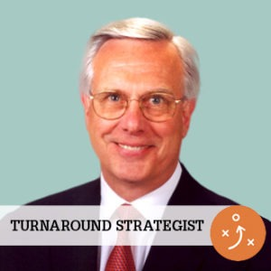 Turnaround Strategist by John M. Collard, Strategic Management Partners, Inc.,  published by Smart CEO Magazine